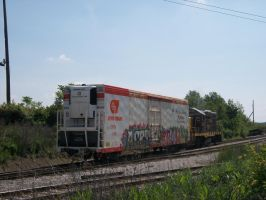 OHCR 7591 Shoving a reefer by LDLAWRENCE