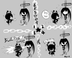 BRS's usual life 02 by bwrose