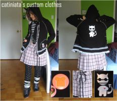 Custom Clothes 1 by catiniata
