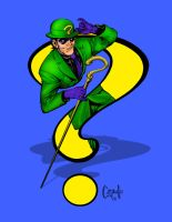 Riddle Me This by joeyboylondon