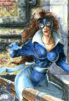 Shadowcat Commission by DKuang
