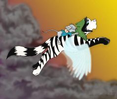 Let me fly away by Skychaser