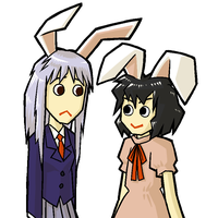 Reisen and Tei by odaleex