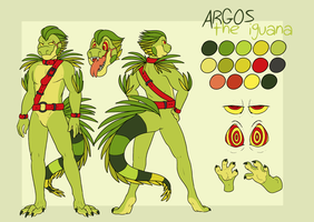 Argos Reference Sheet by fainfol