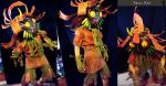 Skull Kid Costume by kevkevharhar