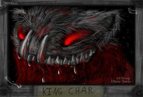 King Char speed paint by KingCharEdCoal