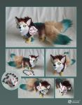 Customized DIY Commission aka Goiku's Kitsune by LimitlessEndeavours