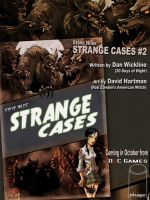 STRANGE CASES 2 by Hartman by sideshowmonkey