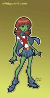 Miss Martian by ToddNauck