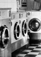 laundrette . by bcharles
