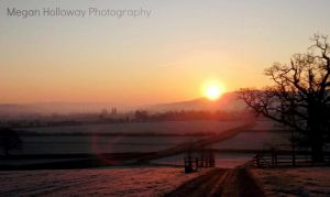 Winter Sunrise by Meggs255