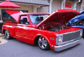 Slick Chevy Truck by StallionDesigns