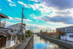 Kyoto Waterway by Amenoji