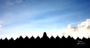Borobudur Temple by ivan-christyanto