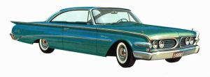 After the age of chrome and fins : 1960 Edsel by Peterhoff3