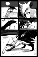 Shadow claw vs Shadow frost finale manga page 28 by ShadowClawZ