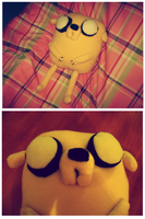 Baby Jake Plush by nettlebeast