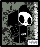 Adios Cubeecraft by angelyques