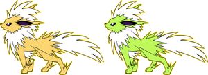 Fakemon :: Mega Jolteon by Aetherium-Aeon
