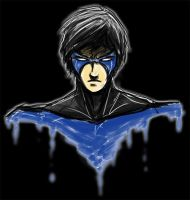 Nightwing by malizlewa