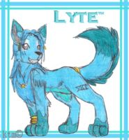 Lyte the Lioxulf by kilala813
