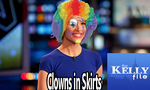 Clowns In Skirts by FlipswitchMANDERING