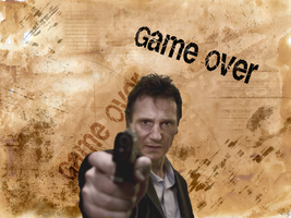 wallpaper Liam Neeson by wales48