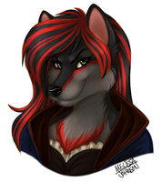 Kaptainkelly Bust by nauticaldog