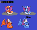 Serpanire(Fakemon) by pinkfloyd1234