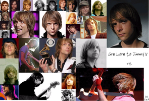 James Valentine Collage by maroon5Fans