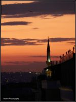 Istanbul Sunset by Arawn-Photography