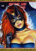 Golden Age, Black Cat, Proof 2 by veripwolf