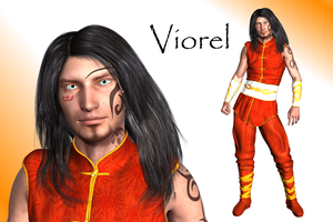 Viorel Character by BarbaraTeebrook