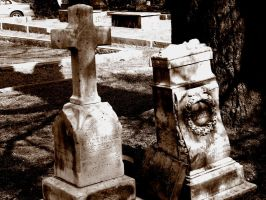 Edit: Cemetery by ElenaSaleeby