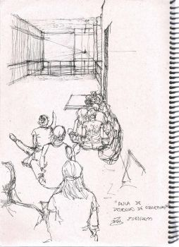 Drawing class 2 by universitaria