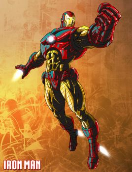 Ironman by ric3do