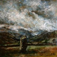 Borrowdale from Castlerigg by delph-ambi