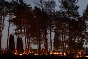 All hallow's day in Lithuania 2 by MrFotkerman