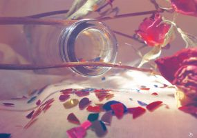 Bottle of Inspiration by Ariane-S