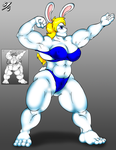 Ally in Perfect Shape - Redone by 50percentgrey