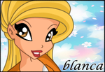 blanca icon by WinxFandom