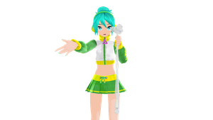 More Jersey Miku :p by Haruhi-chan4ever