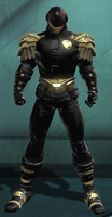Judge Dredd (DC Universe Online) by Macgyver75