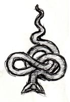 Naga Knot by Frost-indri