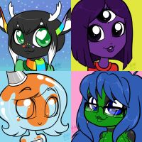 Icon Batch 1 by zombielily