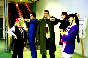 Phoenix Wright by icevalkyrie7