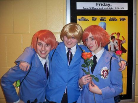 Tamaki and the Twins by 30-seconds-to-anime