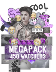 +Megapack 450 watchers by xDaebak