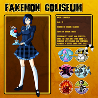 Fakemon Coliseum: Kimberly by MTC-Studio