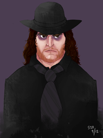 The Undertaker by StationTwenty